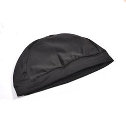 Wholesale Dome Wig Caps - 12pcs lot Hairnet Spandex Dome Cap for Making Wigs Snood Nylon Strech Wig Caps Glueless Elastic Cap Ultra Stretch