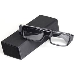 Wholesale Spy Audio Video Glasses - Hotsale DV D031 full HD Hidden audio video recorder spy camera eyewear glasses hidden camera video sunglasses mini camera