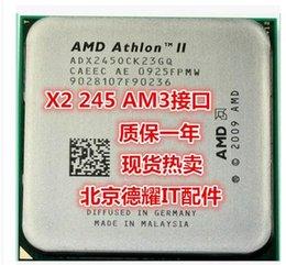 Wholesale Cpu Am3 - Wholesale- II X2 245 AM3 2.9GHz 2MB bulk CPU