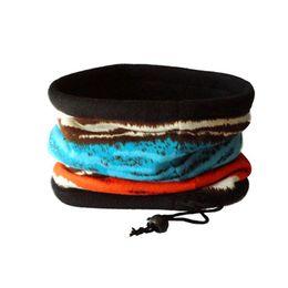 Wholesale 3in1 Ring - Wholesale- New 3in1 Outdoor Winter Unisex scarf Neck Warmer Snood Cycling Scarves Men Bufanda Ski Balaclava Bandana Face Mask