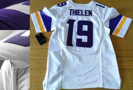 Wholesale 11 Black Elite Jersey - White Rugby Men elite 19 Adam Thielen 5 Teddy Bridgewater 11 Laquon Treadwell 14 Stefon Diggs 22 Harrison Smith 55 Anthony Barr jerseys