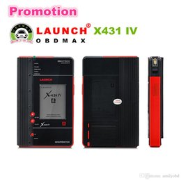 Wholesale Diagun Iv - Original Launch X431 IV Global version Universal Auto Diagnostic Tool X-431 Master Update Online Better than Diagun 3