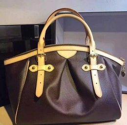 Wholesale Brown Hobo Purses - Top AAAAA quality oxidize cowhide Brand new Top quality women genuine calfskin Leather artsy handbag tote satchel purse tp02 40249 40259
