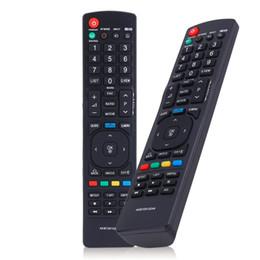 lg smart tv control Rebajas Al por mayor-Control de televisión portátil de Smart TV de control remoto para el hogar universal para LG AKB72915244 / AKB72915217 TV accesorio