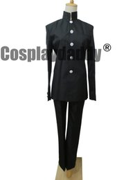 Wholesale Toradora Cosplay Costume - Anime TIGER X DRAGON Chinese tunic suit Toradora Takasu ryuuji Cosplay Costume