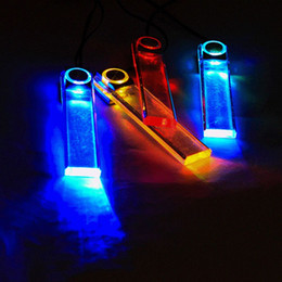 Wholesale 4wd Led Lighting - Hot Sale 4 in 1 12V Car Auto Interior LED Atmosphere Lights Decoration Lamp 7 Color Car Styling for Sedan SUV 4WD Pickup