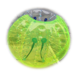 Argentina El envío libre Humano Ball Bubble Suit Hámster inflable Zorb Bolas Calidad certificó 1 m 1.2 m 1.5 m 1.8 m supplier zorb human hamster ball Suministro