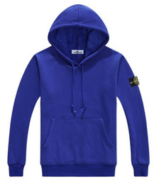 Wholesale Cheap Brand Hoodies - Hot Sale BRAND NEW 2017 STONE MEN'S COAT FLEECE HOODIES ISLAND JACKET CHEAP WOMEN'S HOODIES CHEAP NEW SWEATSHIRTS