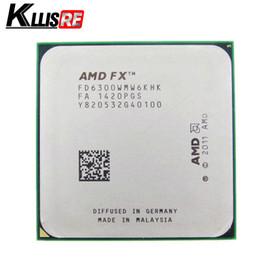 AMD FX 6300 AM3 + processeur 3.5GHz 8MB processeur FX expédition en série sans pièces scrattered FX-6300 ? partir de fabricateur