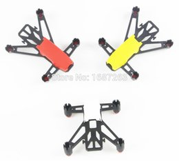 Wholesale Carbon Race Frame - Q100 Mini Brushed Room Quadcopter Frame Camera Quadcopter FPV Parts Diy Drone Accessories Carbon Fiber Rc Racing Drone Frame Kit