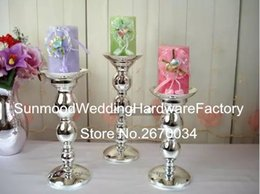 Wholesale Antique Candle Table - Hot sale wedding table Antique Metal Candle Stand For Decoation, iron Candle Holder