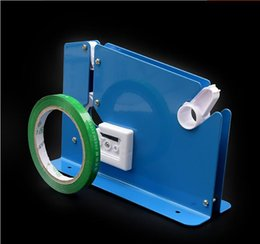 Wholesale Bag Sealing Tape - Tape Cutter Sealing Machine Plastic Bag Binding Machine Fruits & Vegetables Shop Tie Machine