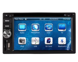 Wholesale Nissan Tiida Dvd Player - In Dash Car DVD Player GPS Navigation for Nissan Tiida Qashqai Sunny X-Trail Murano Frontier with Radio BT USB SD Audio Video