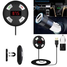 Wholesale Best Wireless Music Receiver - best quality car mp3 player bluetooth fm transmitter audio with Bluetooth 4.0 Wireless Music Receiver 3.5mm Adapter Handsfree Car AUX Sp