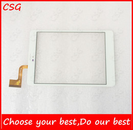 """Wholesale Replacement Touch Screen Panel Zte - Wholesale- For 7.85"""" ZTE e-Learning PAD E8Q+ Original New Touch screen Digitizer Touch panel Glass Sensor replacement Free Shipping"""