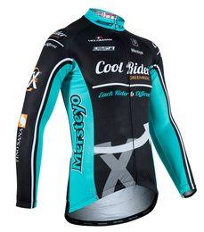 2019 maillot cycliste orbea rouge hommes cyclisme Jersey définit en hiver automne automne avec pantalon à manches longues vélo haut (bib), vêtements de vélo
