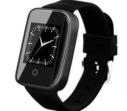 Relógio de pulso f1 on-line-Relógio de pulso esperto de Bluetooth para o relógio esperto de Bluetooth do cartão do apoio SIM dos smartwatchs do IOS F1 do IOS