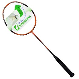 Wholesale High Carbon Rod - FANGCAN K15 Graphite Offensive Professional Level Badminton Racket Suitable for all level of players