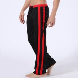 Wholesale Quick Comfort - 2017 New Men's Breathable Pants Comfort Tether Quick Dry Casual Dance Trousers Slacks male fashion pants