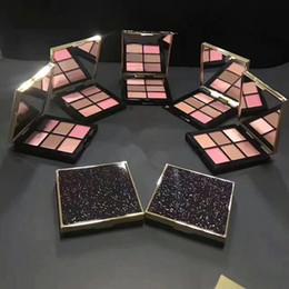 Пакет для пк онлайн-Известный бренд 6 цветов палитры теней для век professinal макияж палитра 6 г / шт золотые цвета пакет коробка бесплатные покупки