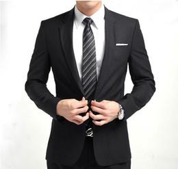 Wholesale Tuxedo Suits Colors - 2017 New Groom Tuxedos Many Colors Groomsmen Side Vent Best Man Suit Wedding Men Suits Bridegroom (Jacket+Pants)