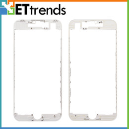 iphone bezel wholesale Coupons - High Quality Bezel Frame with Glue for iPhone 7 LCD & Digitizer Frame Bezel Screen Bezel with Glue Replacement free ship by DHL