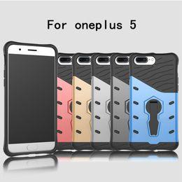 Caso oneplus one flip on-line-Para lg stylo 3 plus lg3 arist lv3 v3 metropcs para oneplus 5 one plus 5 360 graus stents flip armadura case b