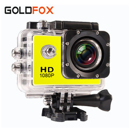 "Wholesale Underwater Photo Cameras - Wholesale-1.5"" LCD Photo Camera 1080p Mini Camera 30M Go Waterproof Pro Underwater Sports HD DV Outdoor Extreme Video Recorder Action Cam"