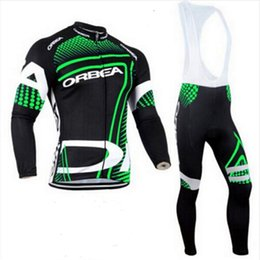 Wholesale Cycling Spring Set - Full Sleeve ORBEA pro cycling jersey sets Spring Autumn ropa ciclismo maillot ciclismo bicicleta bike roupa ciclismo