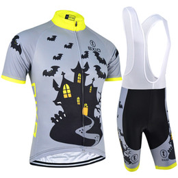 BXIO Brand New Cycle Clothing Summer Cycling Jerseys Breathable Bikes  Clothes Halloween Theme Bicycle Clothing Ropa Ciclismo Hombres BX-028 6700c18ef