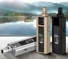 Wholesale E Sigaretta - Joyetech Cuboid sigaretta elettronica 80W TC Kit e-cigaretts kit Joyetech Cuboid Mini kit Temp control