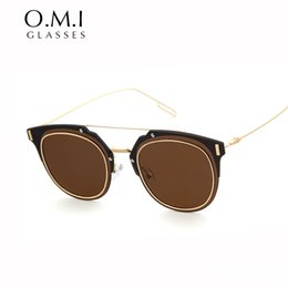 Wholesale Sunglasses Justin - COMPOSIT 1.0 Sunglasses Superstar Selena Gomez Justin Bieber Modernity Reflected Flat Glasses Christian Designer Famous Brand OM56