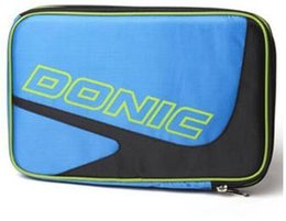 Wholesale Donic Racket - Hot- - 2PCS Double set Donic table tennis racket 66103 square box ping pong cover
