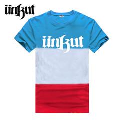 Wholesale Tee Shirt Unkut - hip hop t-shirt new spring summer men blouse hiphop rock tees UNKUT free shipping size S-3XL