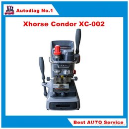 Wholesale Lexus Key Cutting - Original Xhorse Condor Ikeycutter Key Cutting Machine CONDOR XC-002 Manually Key Programmer Cutting Machine CONDOR XC-002