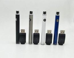 Wholesale Newest E Cigarette Battery - Newest Twist bud pen variable voltage Manual o pen vape battery preheat L10 e cigarette vaporizer volt control 510 Thread CE3 Battery
