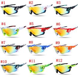 Wholesale Sunglasses Polarized Sport Running - 3 Lens Brand Polarized Sunglasses Cycling Goggles For Men Women Sport Cycling Bicycle Running Mens Sunglasses AAA+