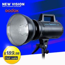 Wholesale Portrait Photography Photos - Wholesale-Godox GS400 400W 400Ws 220V High Speed Studio Strobe Photo Flash Light Lamp Head for Portrait Fashion Wedding art Photography