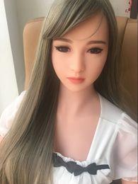 2019 bambole di amore del silicone trasporto libero Bambole reali del sesso del silicone di alta qualità di trasporto libero con il seno grande, bambola realistica di amore, bambola gonfiabile reale giapponese della bambola reale sconti bambole di amore del silicone trasporto libero