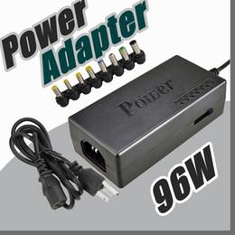 Argentina 2017 promoción de ventas 96W Adaptador de corriente universal para portátil 96W Cargador de CA Dell Plug Suministro