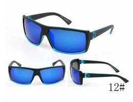 Atacado-verão estilo nova marca óculos de sol dos homens ao ar livre esporte óculos oculos de sol homem moda óculos de sol ewear óculos navio livre de Fornecedores de óculos estranhos