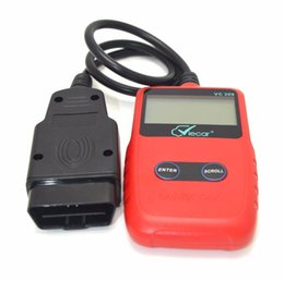 Wholesale Ford Can Bus - High Quality VC309 OBD2 OBD II Scanner CAN BUS Code Reader Car Diagnostic Tool