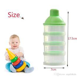 Wholesale Wholesale Baby Powder Bottles - Baby Infant Feeding Milk Powder Food Box Storage Food Bottle Container