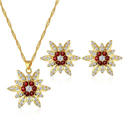 Wholesale China Wedding Party Suppliers - Lynn and cross-border electricity supplier agent color Square jewelry custom jewelry set straight priced for acceptance