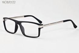 Wholesale Glass Lens Sunglasses Cheap - Black Buffalo Horn Glasses Sunglasses For Women 2017 Santos De Luxury Mens Designer Sunglasses Big Cheap Shades Lunettes