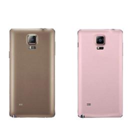 OEM Arka Pil Konut Kapak Arka Kapı Değiştirme Samsung Galaxy Not Için 2 3 4 N7100 N9000 N9100 ücretsiz DHL supplier note back battery replacement housing cover nereden not geri pil değişimi gövde kapağı tedarikçiler