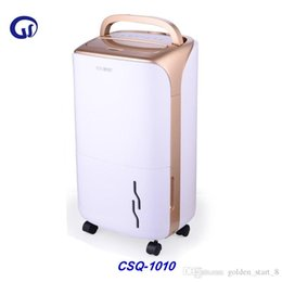 Wholesale Household Dehumidifier - 4L 220V Dehumidifier home silently Purify air dehumidification drying drying the basement Air Dryer Household Office dehydrating breather