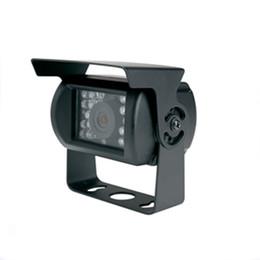 Wholesale Hd Bus - Car camera Waterproof IP66 1200TVL 18 LED Backup Anti Fog cctv IR Night Vision CCTV for Truck Bus