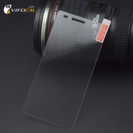 Оптовая торговля-Leagoo Z5 закаленное стекло 5.0 дюймов 100% оригинальная защитная пленка для мобильного телефона Leagoo Z5L Lte от