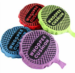 Wholesale Whoopee Cushions - Wholesale-20CM Woopie Whoopie Whoopee Cushion Prank Gag Joke Fart Novelty Toy